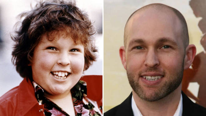Jeff Cohen played Chunk in The Goonies.