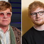 """Elton John and Ed Sheeran set to team up for """"great"""" Christmas song collaboration"""