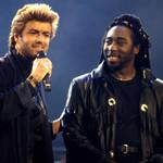 Deon Estus and George Michael