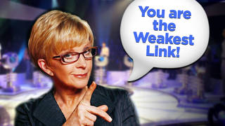 Can you win the Weakest Link?