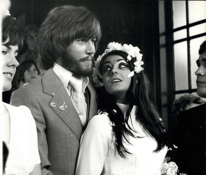 Barry and Linda tied the knot three years after they met on September 1, 1970 – which was also Gibb's 24th birthday.