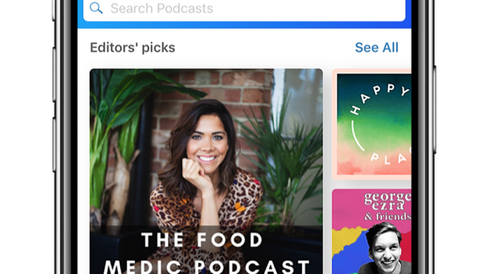 Listen to all your favourite podcasts in the new Smooth Radio iOS