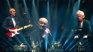 Genesis Perform At The The SSE Hydro, Glasgow