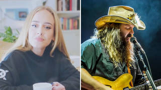 Adele wants to duet with Chris Stapleton