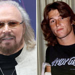 Bee Gees member Barry Gibb claims to have seen ghosts of his brothers Robin and Andy