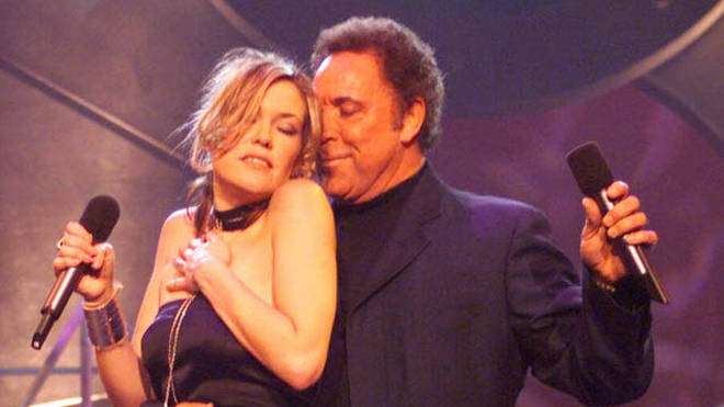 Tom Jones and Cerys Matthews