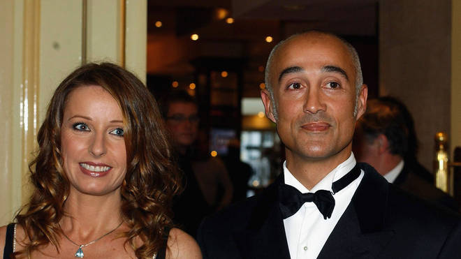 Andrew and Keren Woodward in 2005