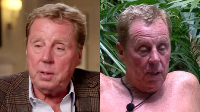 Harry Redknapp weight loss
