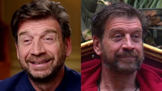 Nick Knowles weight loss