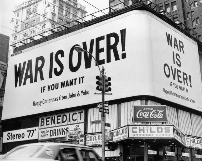 The Story Of Happy Xmas War Is Over By John Lennon Smooth