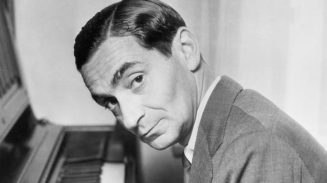 Irving Berlin in 1935