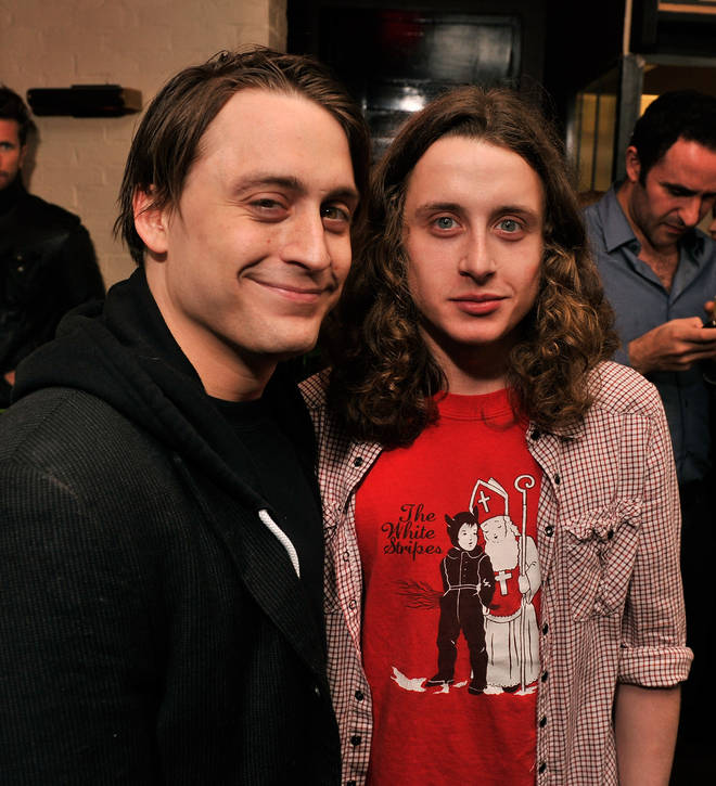 Kieran and Rory Culkin in 2012