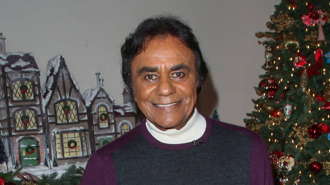 Johnny Mathis in 2018