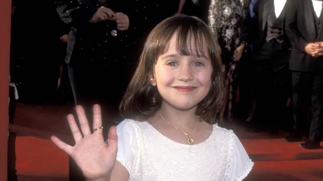 Mara Wilson in 1995