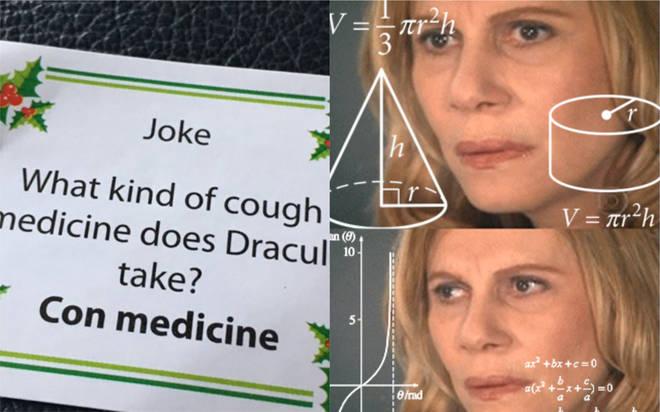 Cracker joke