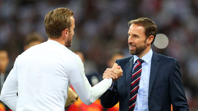 Harry Kane and Gareth Southgate also receive prizes