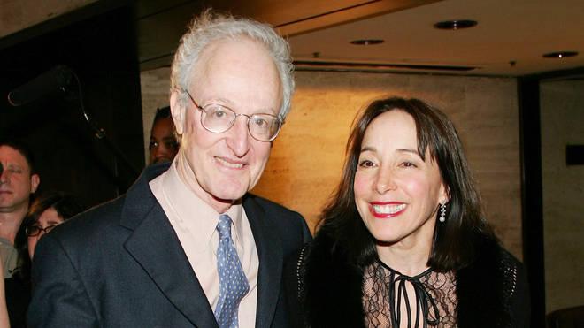 Didi Conn with husband David in 2005
