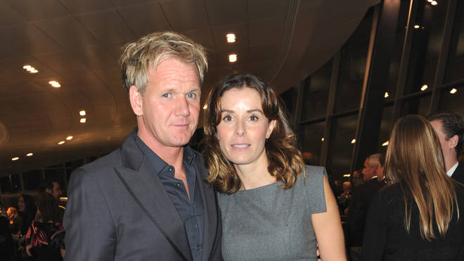 Gordon and Tana Ramsay