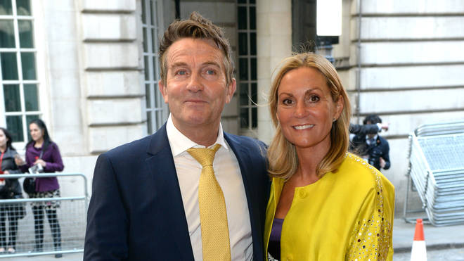 Bradley Walsh and Donna Derby in 2015