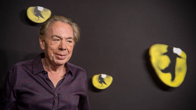 Andrew Lloyd Webber in 2016
