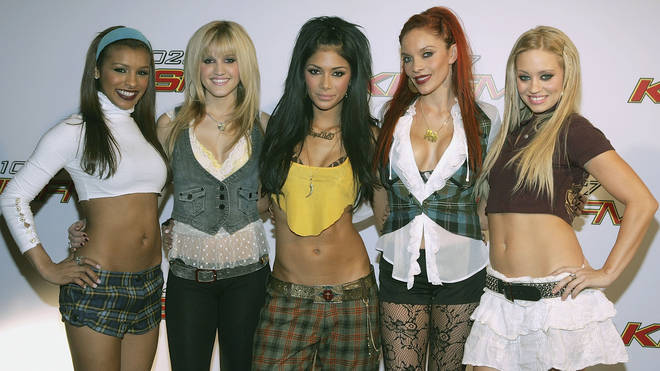 The Pussycat Dolls in 2005