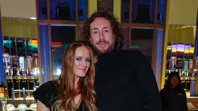 Ryan Sidebottom with girlfriend Maddie