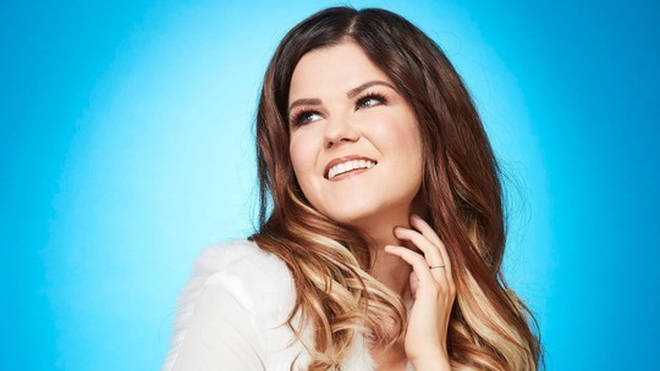 Saara Aalto on Dancing on Ice