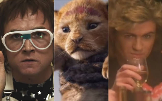 Rocketman / The Lion King / Last Christmas
