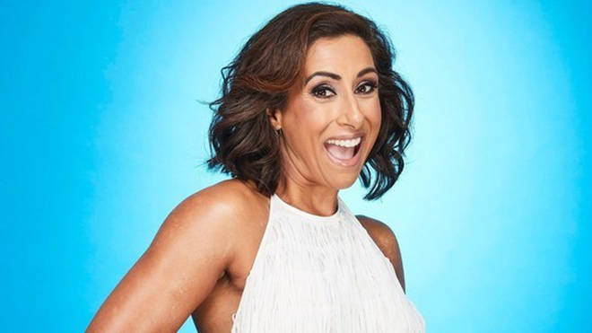 Saira Khan on Dancing on Ice