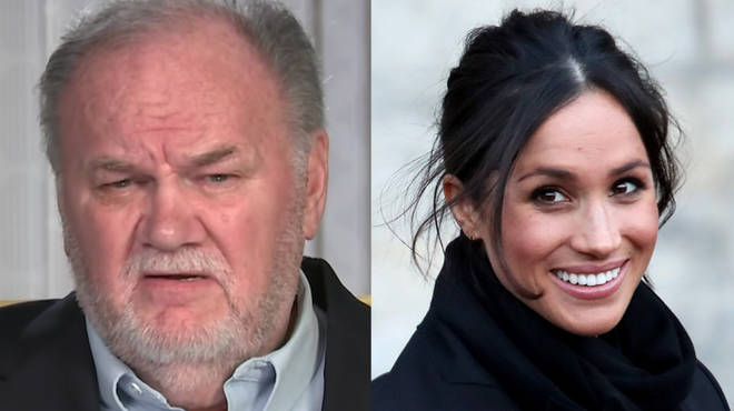 Meghan Markle might get the chance to reunite with her father this Spring