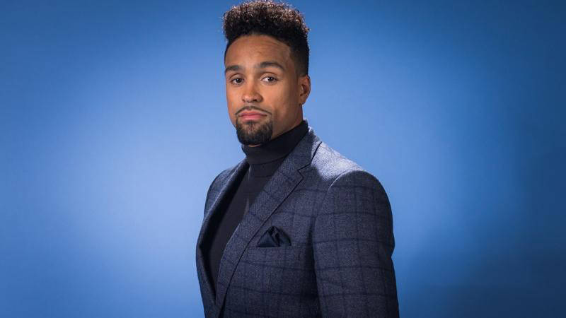 Ashley Banjo Facts Who Is The Dancing On Ice Star S Wife And Brother And What Is His Smooth