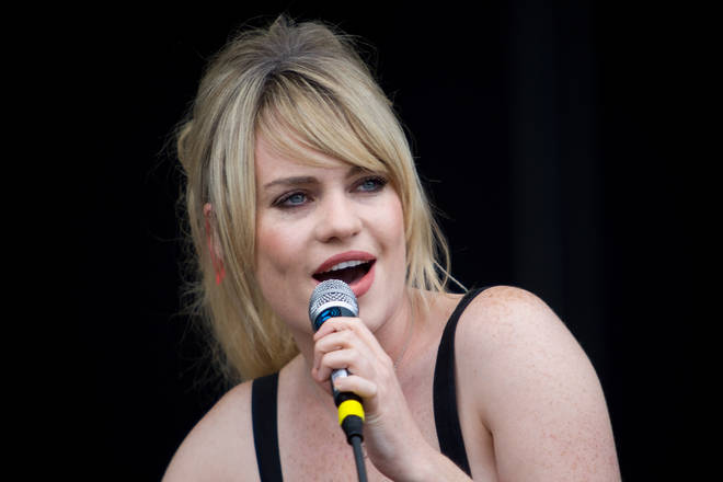 Duffy released her hit album Rockferry in 2008