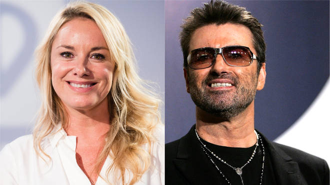 Tamzin Outhwaite / George Michael