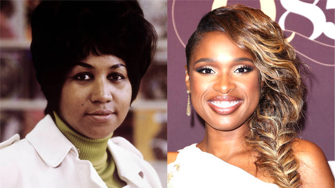 Jennifer Hudson will play Aretha Franklin in Respect
