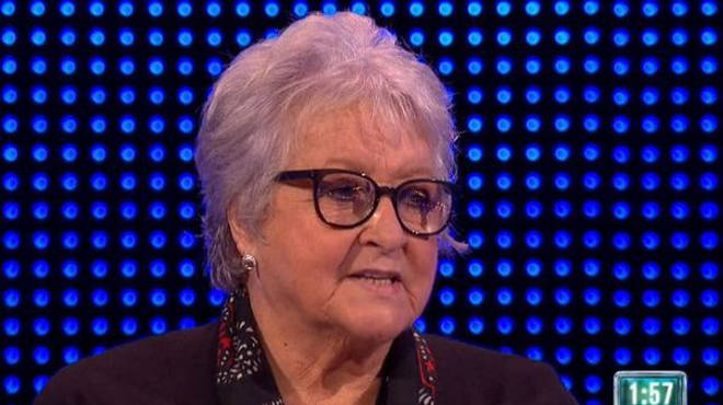 Sandie on The Chase
