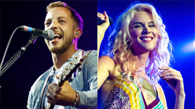 James Morrison and Joss Stone