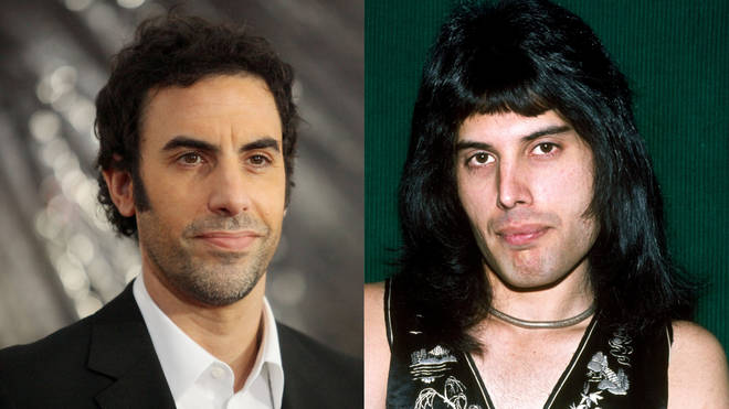 Sacha Baron Cohen was expected to play Freddie Mercury before Rami Malek signed up