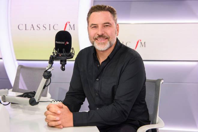 David Walliams is presenting a new Classic FM podcast