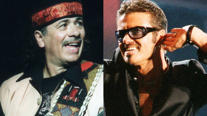 Santana almost recorded 'Smooth' with George Michael