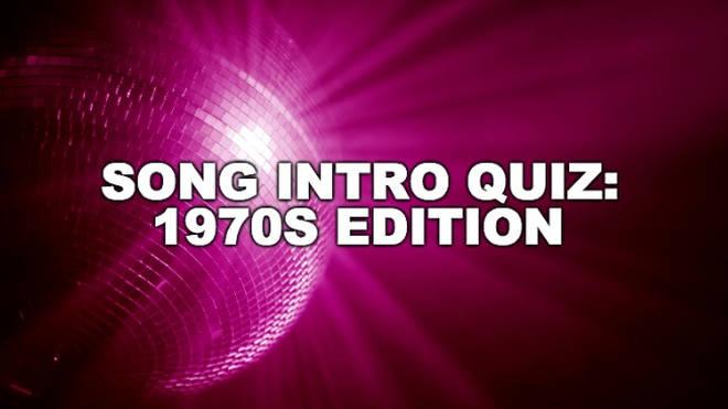 Song Intro Quiz