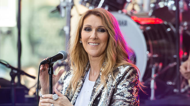 Celine Dion will have a movie based on her life