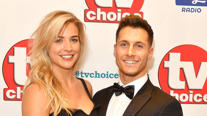 Gemma and Gorka met on Strictly in 2017
