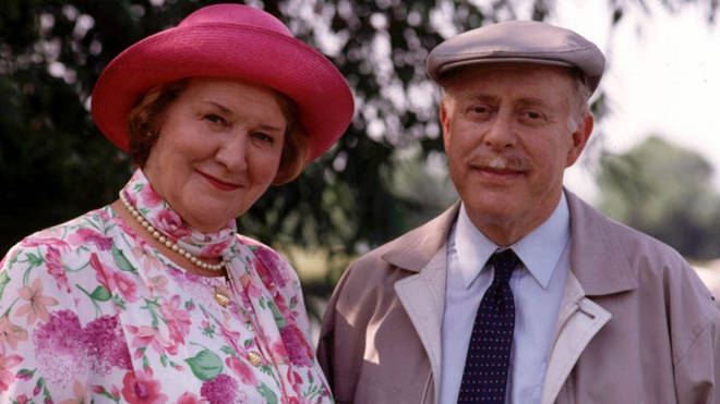 Clive Swift starred as Richard Bucket in Keeping Up Appearances