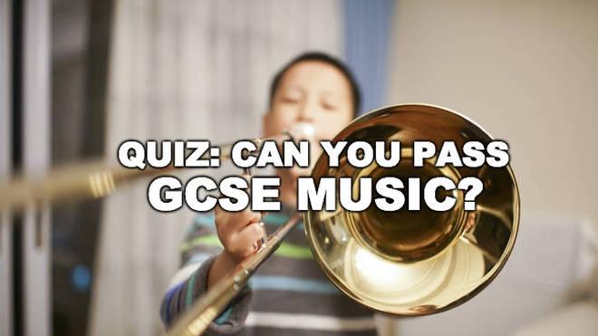 GCSE Music quiz