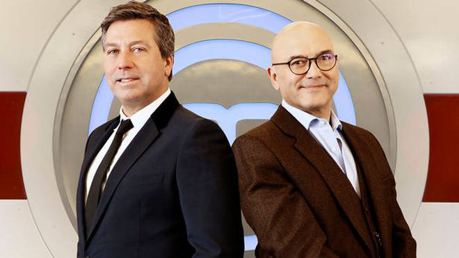 John and Gregg on MasterChef