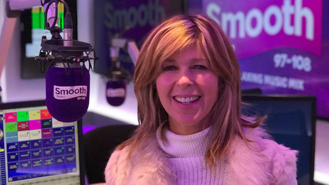 Kate Garraway on Smooth