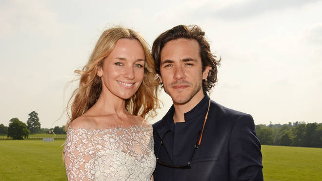 Jack Savoretti and wife Jemma Powell