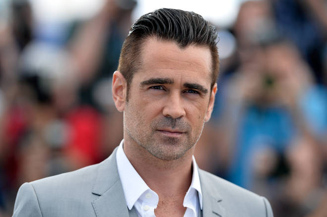 Colin Farrell will play Holt Farrier in Dumbo