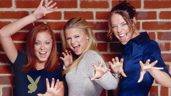 Atomic Kitten in 1999