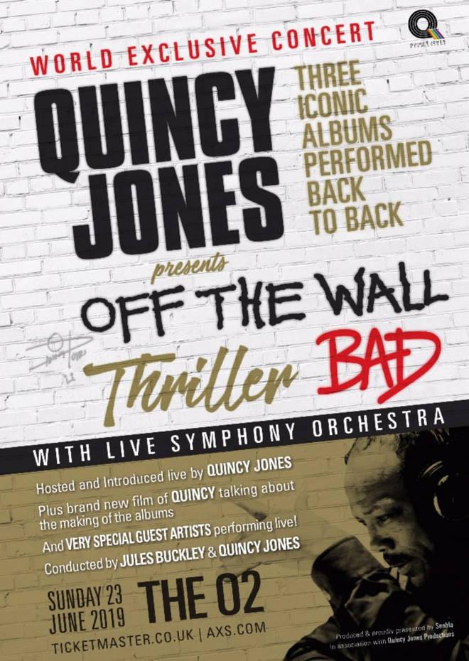 Quincy Jones show